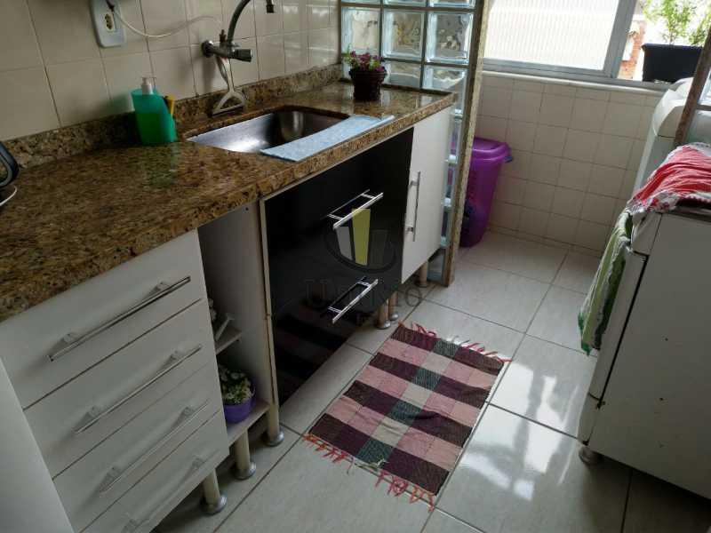12. - Apartamento 58m², 2 quartos, pequena infra - Pechincha - RJ - FRAP20618 - 12