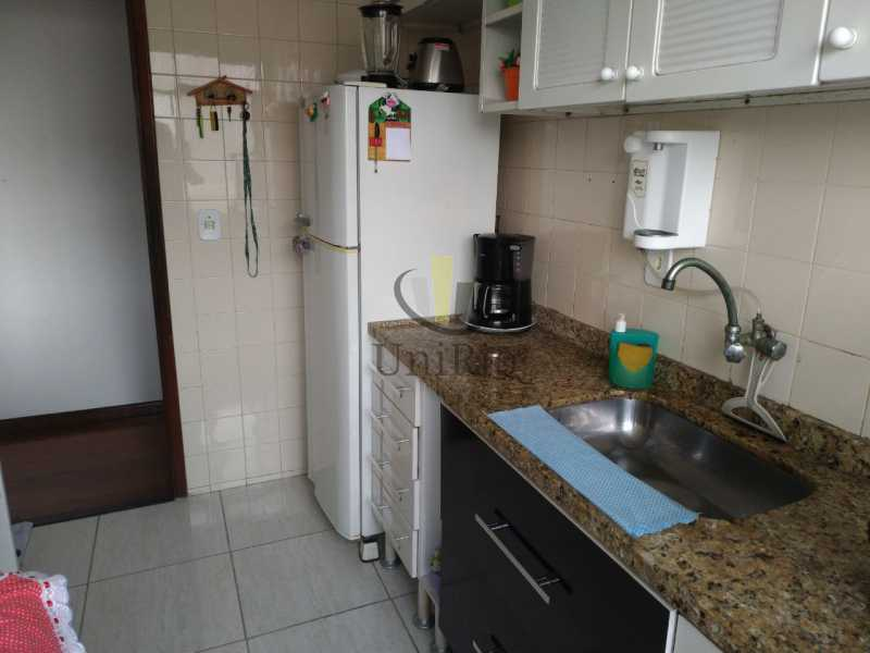 14. - Apartamento 58m², 2 quartos, pequena infra - Pechincha - RJ - FRAP20618 - 14