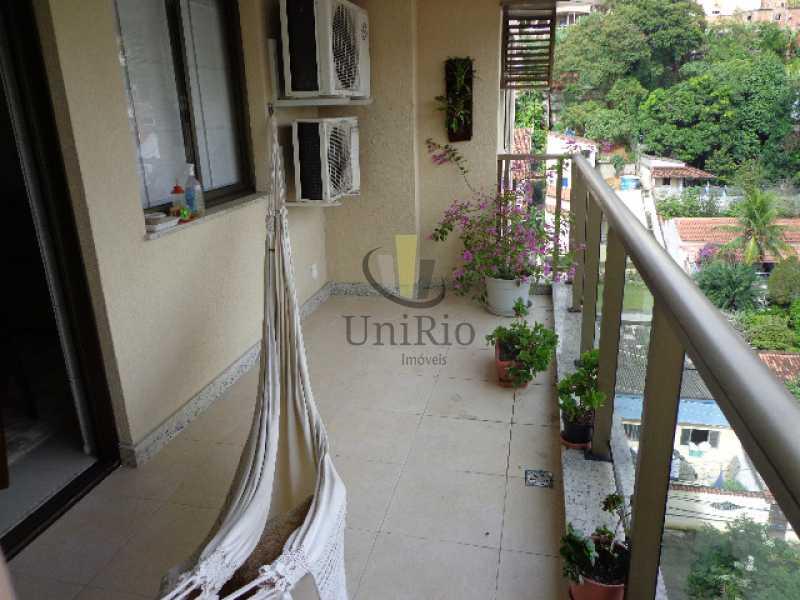 DSC00537 - Cobertura 3 quartos à venda Freguesia (Jacarepaguá), Rio de Janeiro - R$ 650.000 - FRCO30031 - 3