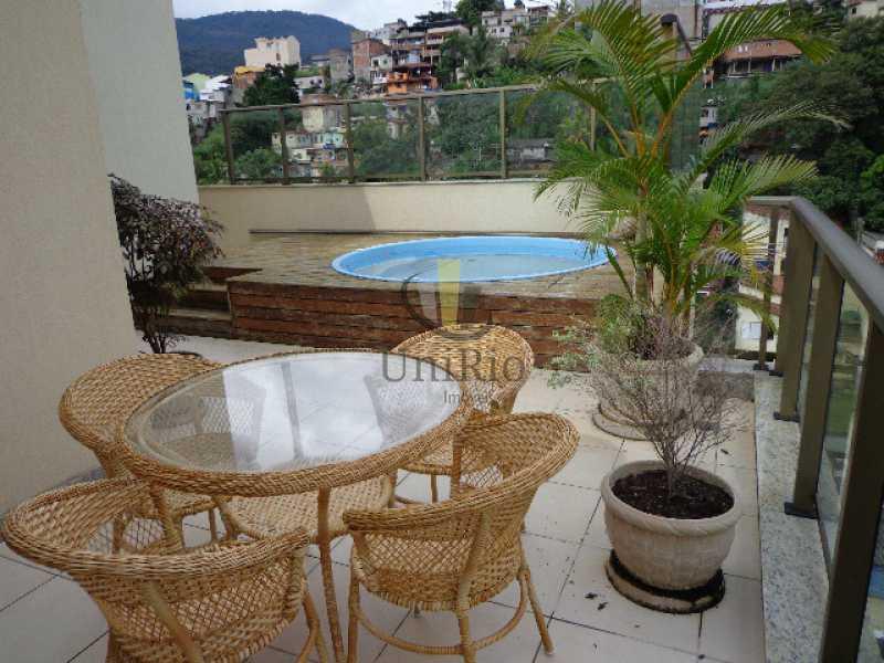 DSC00560 - Cobertura 3 quartos à venda Freguesia (Jacarepaguá), Rio de Janeiro - R$ 650.000 - FRCO30031 - 14
