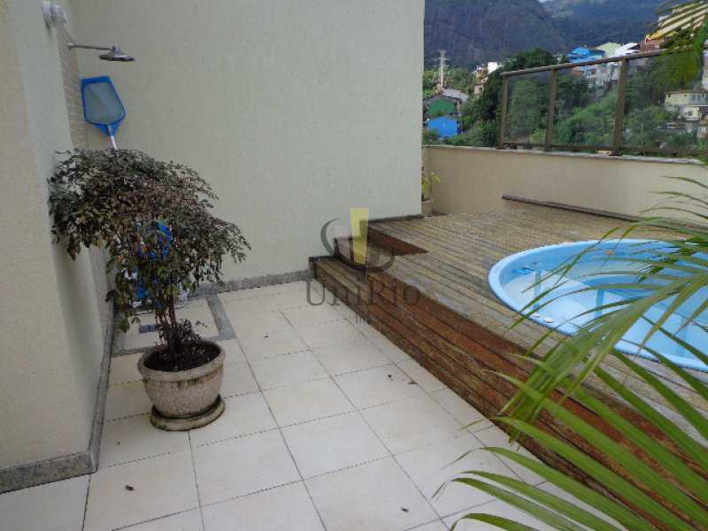 DSC00561 - Cobertura 3 quartos à venda Freguesia (Jacarepaguá), Rio de Janeiro - R$ 650.000 - FRCO30031 - 15