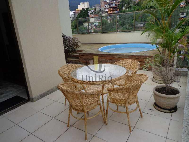DSC00566 - Cobertura 3 quartos à venda Freguesia (Jacarepaguá), Rio de Janeiro - R$ 650.000 - FRCO30031 - 18