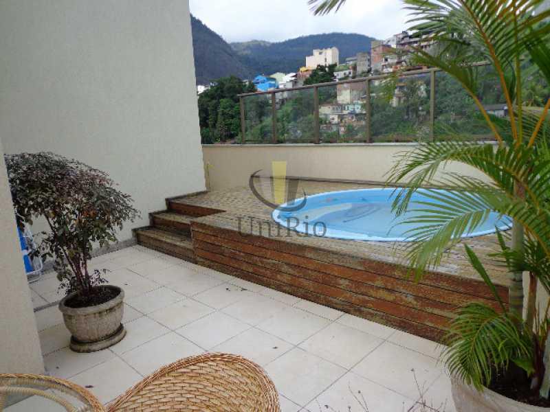DSC00567 - Cobertura 3 quartos à venda Freguesia (Jacarepaguá), Rio de Janeiro - R$ 650.000 - FRCO30031 - 19