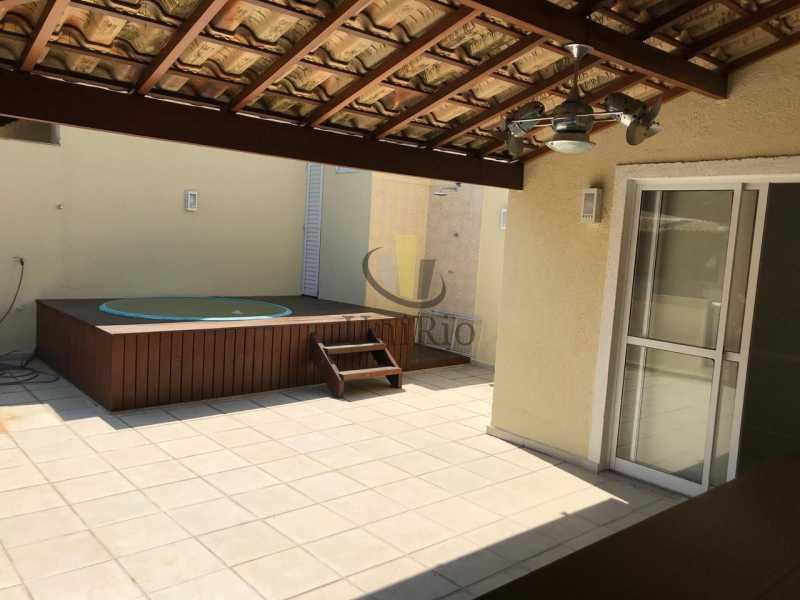PHOTO-2019-02-11-16-12-22 1 - Cobertura 3 quartos à venda Freguesia (Jacarepaguá), Rio de Janeiro - R$ 565.000 - FRCO30032 - 19