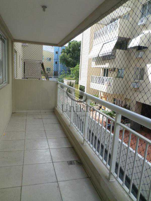 SAM_9083 1 - Apartamento À Venda - Taquara - Rio de Janeiro - RJ - FRAP30182 - 6