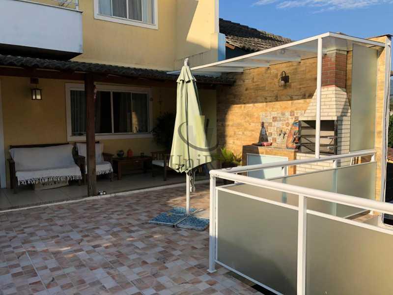 7a204c9d-57bc-4882-8bcb-580f23 - Casa em Condominio À Venda - Freguesia (Jacarepaguá) - Rio de Janeiro - RJ - FRCN40015 - 14