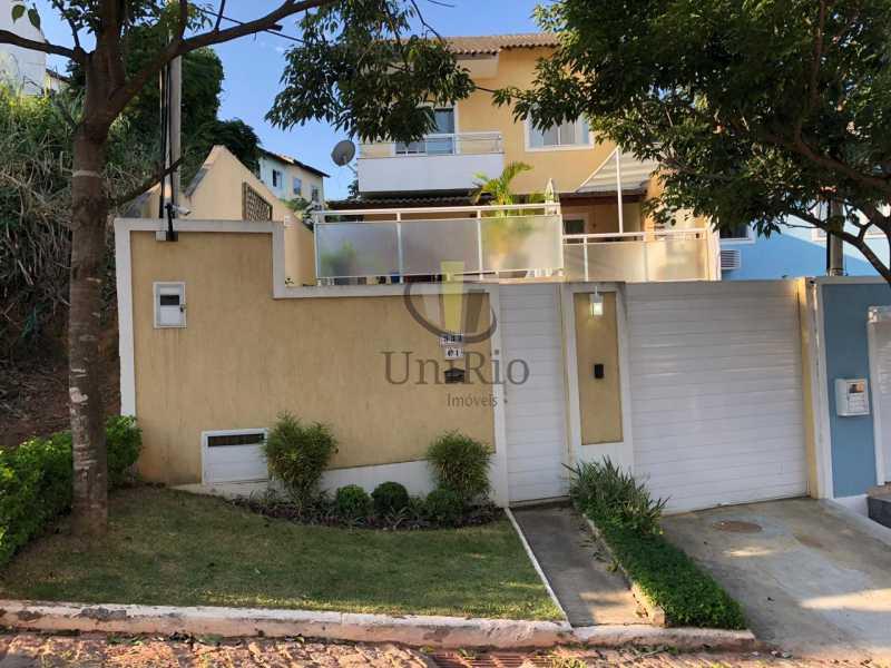 cc44721b-fece-45fa-9924-98a94d - Casa em Condominio À Venda - Freguesia (Jacarepaguá) - Rio de Janeiro - RJ - FRCN40015 - 16