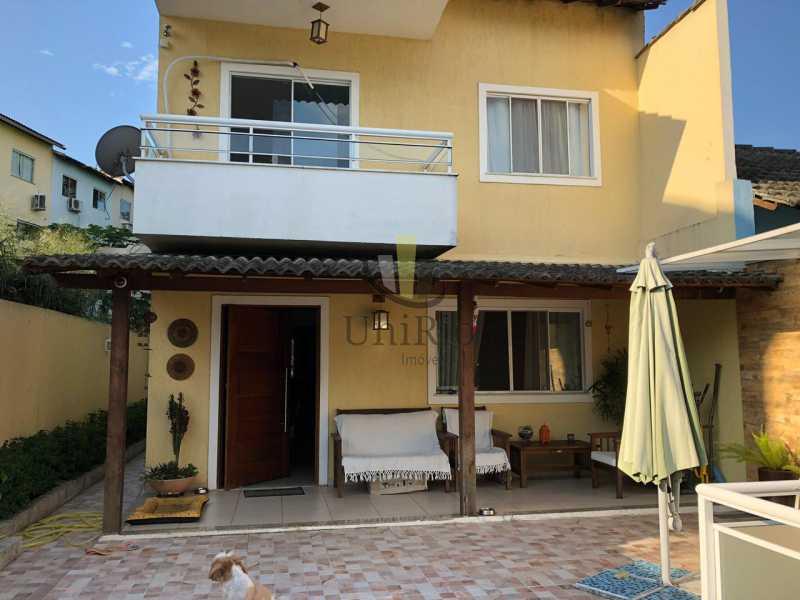 dfc5fd2a-d5c3-4619-8b3a-e1ca32 - Casa em Condominio À Venda - Freguesia (Jacarepaguá) - Rio de Janeiro - RJ - FRCN40015 - 1