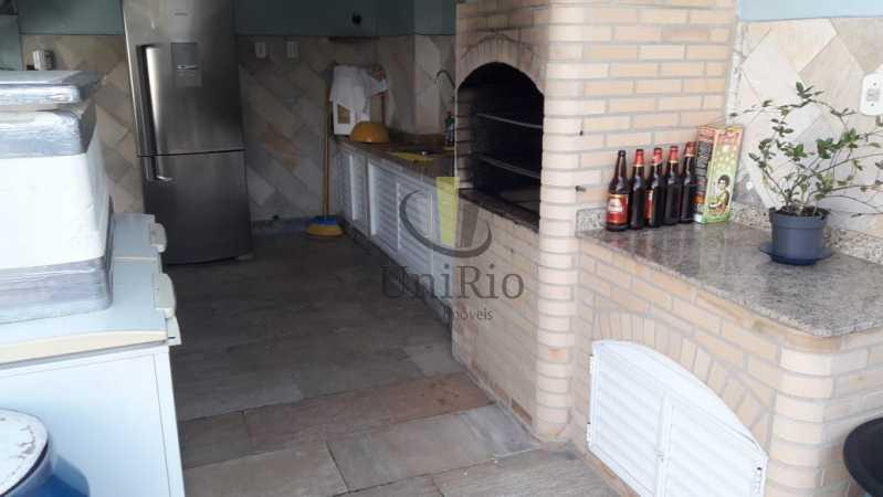 142657fd-61ec-4760-af50-1a3492 - Casa em Condominio À Venda - Taquara - Rio de Janeiro - RJ - FRCN30039 - 24