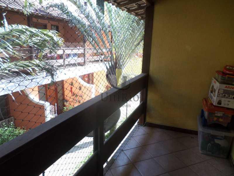 SAM_9737 - Casa em Condomínio 2 quartos à venda Jardim Sulacap, Rio de Janeiro - R$ 250.000 - FRCN20032 - 10