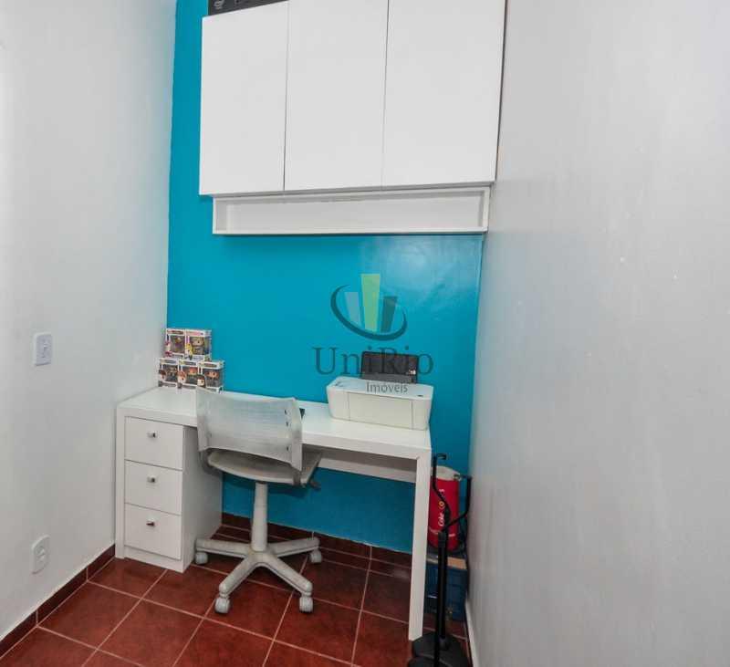 fotos quarto de empregada - Apartamento 2 quartos à venda Taquara, Rio de Janeiro - R$ 270.000 - FRAP20743 - 14