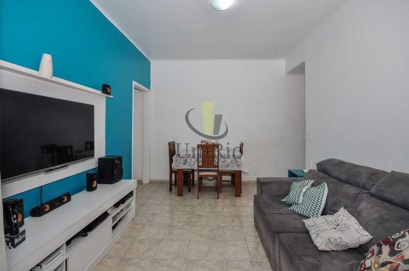 Nayra Halm_Marques de Jacarepa - Apartamento 2 quartos à venda Taquara, Rio de Janeiro - R$ 270.000 - FRAP20743 - 1