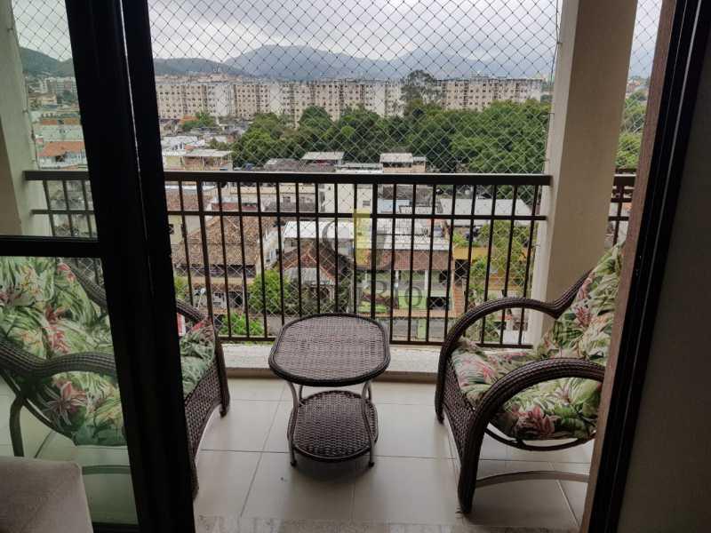 PHOTO-2019-09-29-11-50-29 1 - Cobertura 3 quartos à venda Taquara, Rio de Janeiro - R$ 750.000 - FRCO30036 - 3