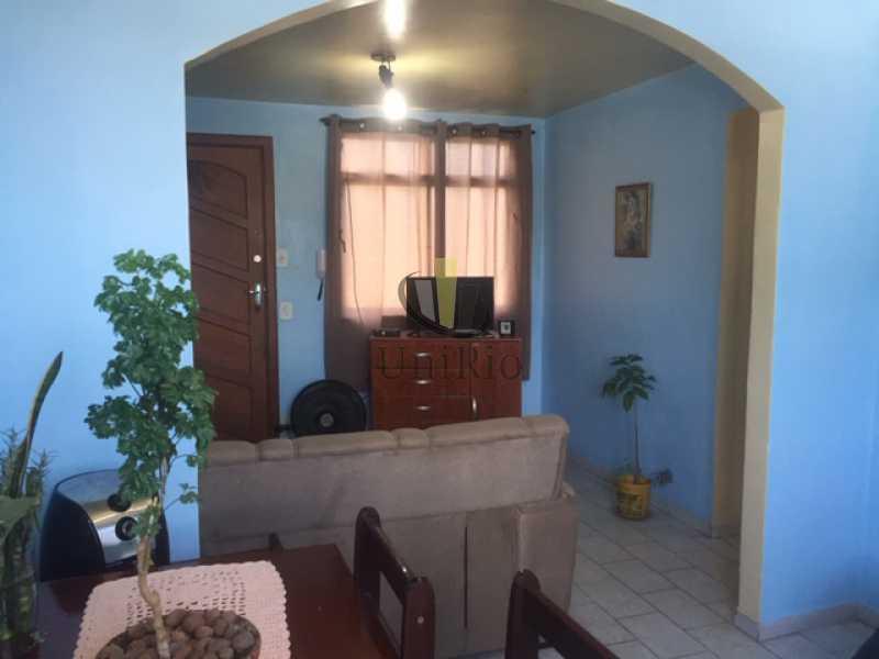 IMG_5546 - Apartamento 1 quarto à venda Taquara, Rio de Janeiro - R$ 140.000 - FRAP10098 - 1