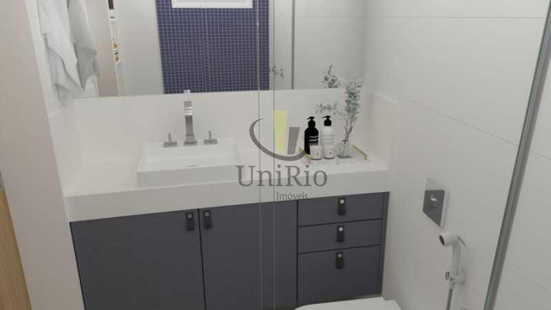 fotos-12 - Apartamento 2 quartos à venda Glória, Rio de Janeiro - R$ 719.000 - FRAP20801 - 9