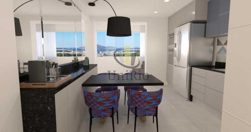 fotos-6 - Apartamento 2 quartos à venda Glória, Rio de Janeiro - R$ 719.000 - FRAP20801 - 5