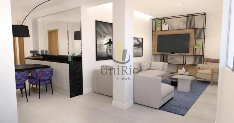 fotos-5 - Apartamento 2 quartos à venda Glória, Rio de Janeiro - R$ 719.000 - FRAP20801 - 6