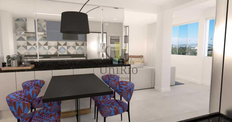 fotos-2 - Apartamento 2 quartos à venda Glória, Rio de Janeiro - R$ 719.000 - FRAP20801 - 13