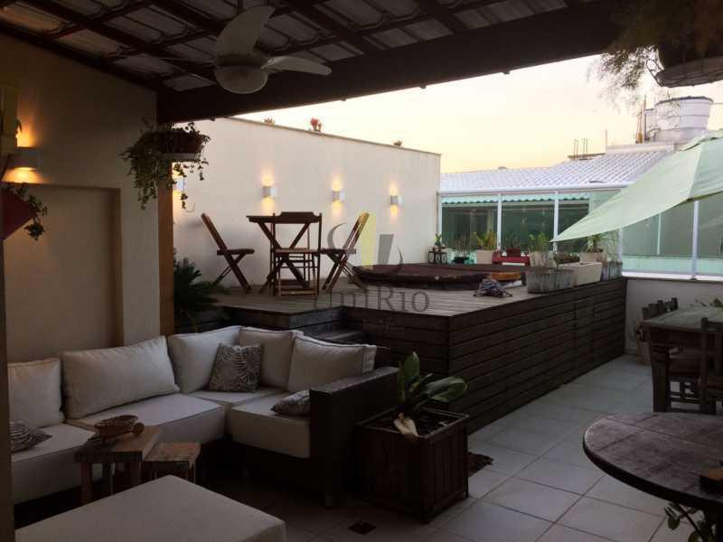 5 - Cobertura 2 quartos à venda Freguesia (Jacarepaguá), Rio de Janeiro - R$ 699.000 - FRCO20011 - 1