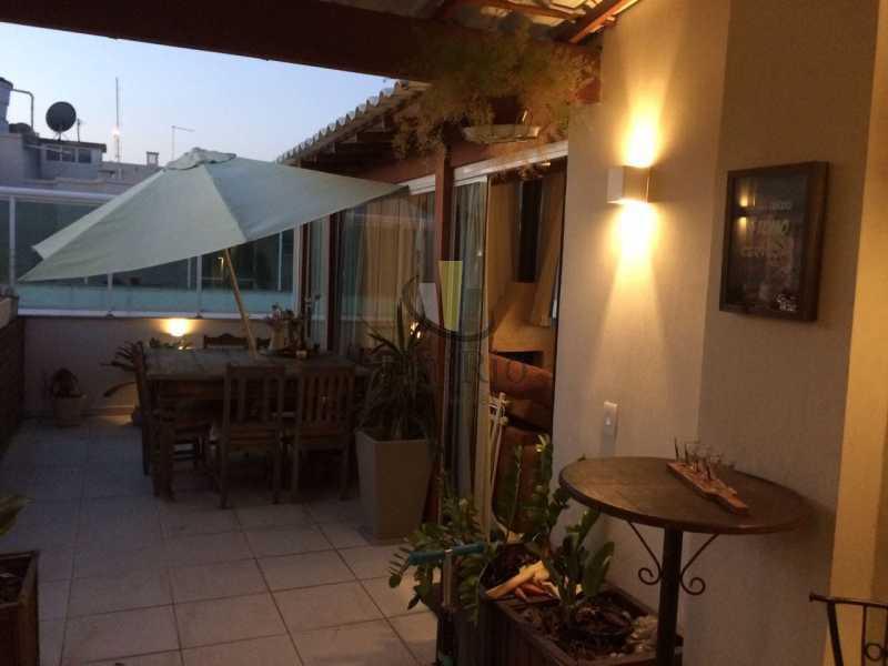 17 - Cobertura 2 quartos à venda Freguesia (Jacarepaguá), Rio de Janeiro - R$ 699.000 - FRCO20011 - 19