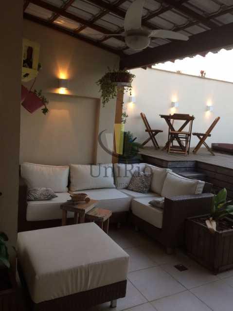 20 - Cobertura 2 quartos à venda Freguesia (Jacarepaguá), Rio de Janeiro - R$ 699.000 - FRCO20011 - 20
