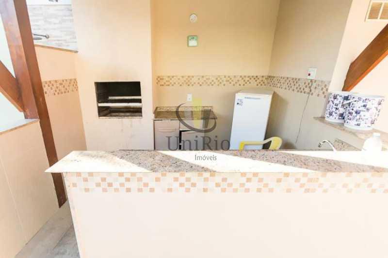 fotos-3 - Casa em Condomínio 3 quartos à venda Pechincha, Rio de Janeiro - R$ 499.000 - FRCN30048 - 4