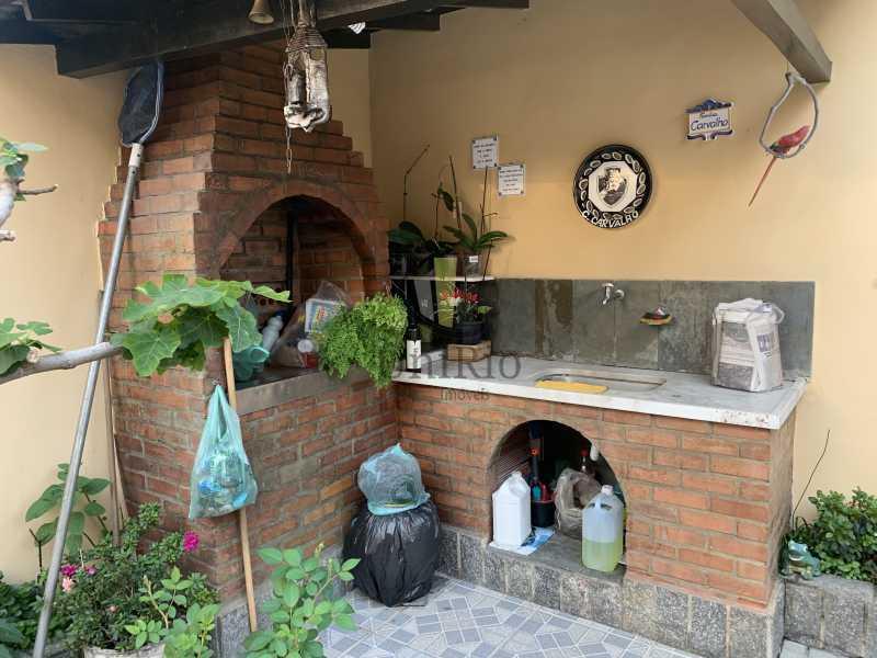CCE6DAD7-7A7E-4EEF-951C-A5C792 - Casa em Condomínio 3 quartos à venda Vila Valqueire, Rio de Janeiro - R$ 1.300.000 - FRCN30049 - 24