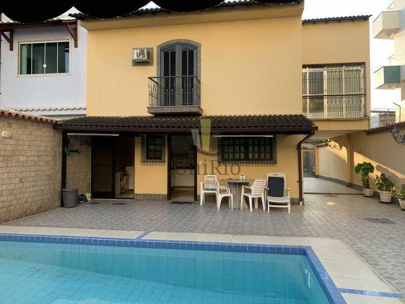 0CC3AC5B-6D08-4FB8-8AD6-366CB2 - Casa em Condomínio 3 quartos à venda Vila Valqueire, Rio de Janeiro - R$ 1.300.000 - FRCN30049 - 23
