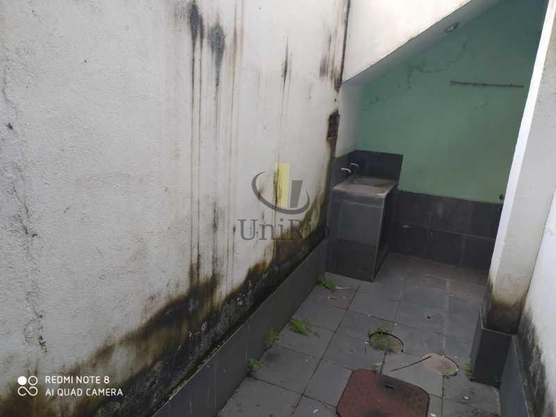 ccac053e-4c4e-487f-b640-13ae34 - Casa de Vila 4 quartos à venda Tanque, Rio de Janeiro - R$ 280.000 - FRCV40002 - 18