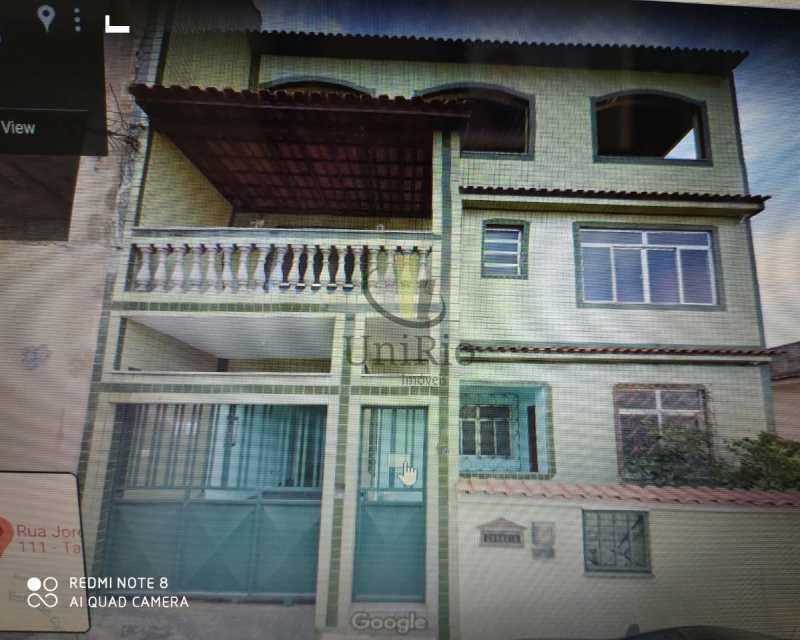 28d332d2-7e0e-4ada-bb5f-a69182 - Casa de Vila 4 quartos à venda Tanque, Rio de Janeiro - R$ 280.000 - FRCV40002 - 1