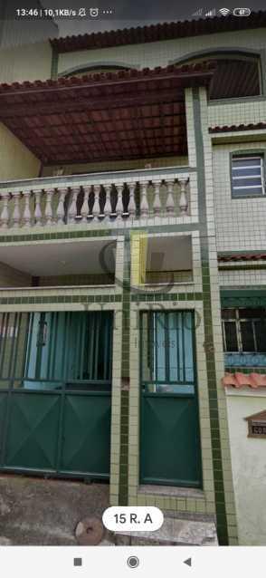 5984ad91-5a2b-42bb-bc24-57f4de - Casa de Vila 4 quartos à venda Tanque, Rio de Janeiro - R$ 280.000 - FRCV40002 - 4