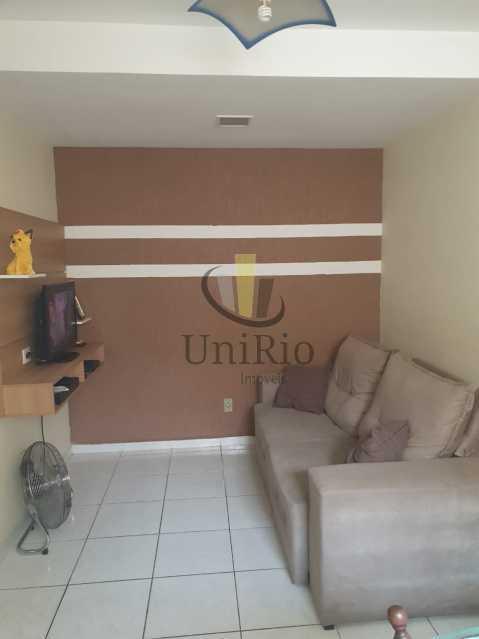2620C455-D14F-4CF7-873C-06EE04 - Casa em Condomínio 2 quartos à venda Taquara, Rio de Janeiro - R$ 250.000 - FRCN20037 - 1