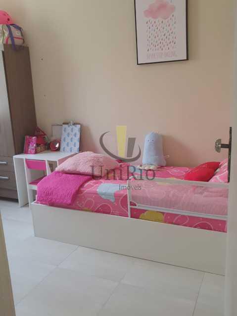 427363CD-FFD0-499C-99AE-E1FF8A - Casa em Condomínio 2 quartos à venda Taquara, Rio de Janeiro - R$ 250.000 - FRCN20037 - 8
