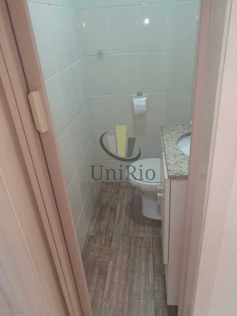 B18C6916-9352-47DE-BDCF-9B102E - Casa em Condomínio 2 quartos à venda Taquara, Rio de Janeiro - R$ 250.000 - FRCN20037 - 14