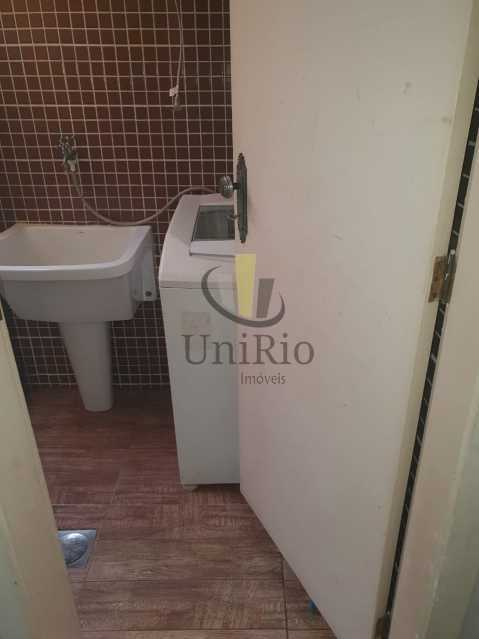 8A7CB813-AEE3-4EA8-8FA5-E13BFB - Casa em Condomínio 2 quartos à venda Taquara, Rio de Janeiro - R$ 250.000 - FRCN20037 - 19