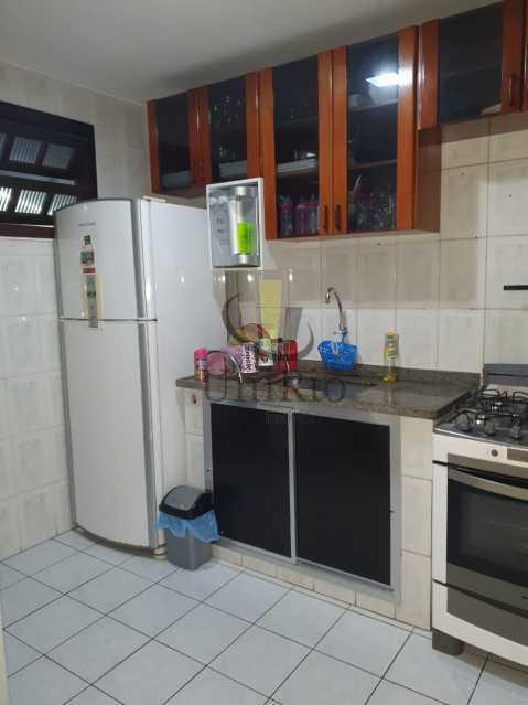 5824E8F9-8D5A-4768-98B2-0B6960 - Casa em Condomínio 2 quartos à venda Taquara, Rio de Janeiro - R$ 250.000 - FRCN20037 - 15