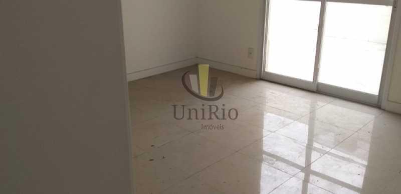 200085447213171 - Cobertura 3 quartos à venda Pechincha, Rio de Janeiro - R$ 540.000 - FRCO30040 - 1