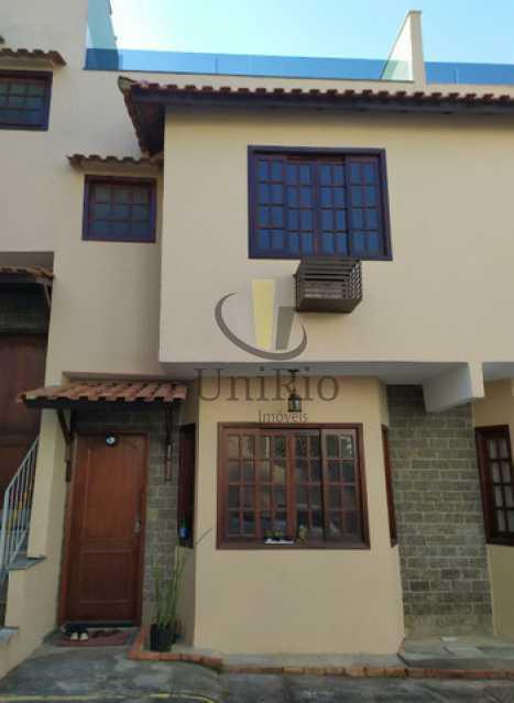 310026322075870 - Casa em Condomínio 2 quartos à venda Pechincha, Rio de Janeiro - R$ 550.000 - FRCN20039 - 3