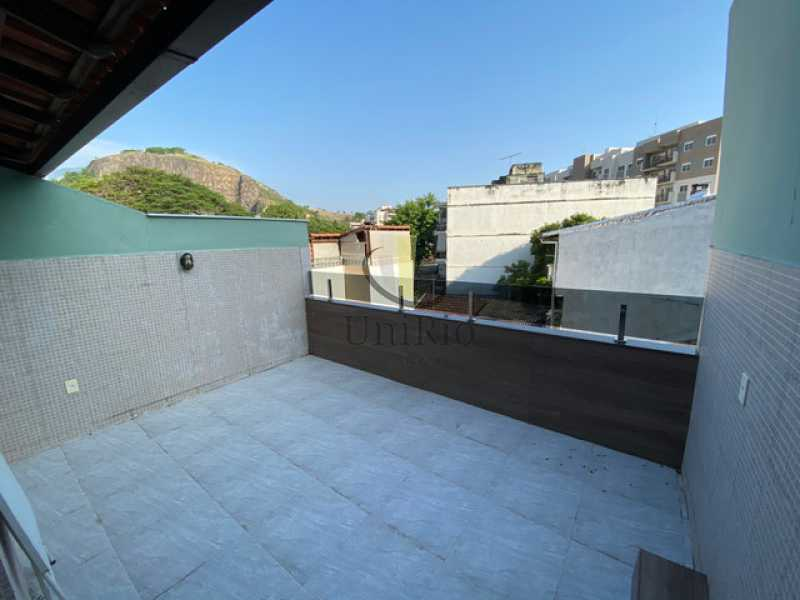 311012808375969 - Casa em Condomínio 2 quartos à venda Pechincha, Rio de Janeiro - R$ 550.000 - FRCN20039 - 7