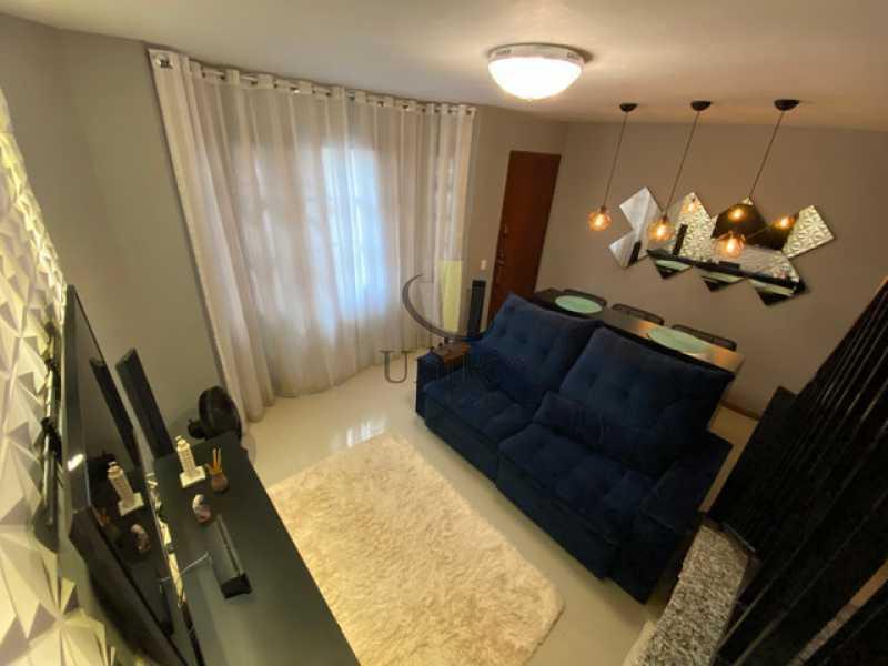 311043803475010 - Casa em Condomínio 2 quartos à venda Pechincha, Rio de Janeiro - R$ 550.000 - FRCN20039 - 8