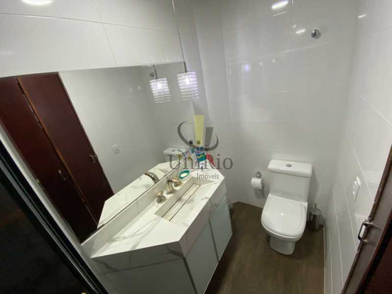 313051205914456 - Casa em Condomínio 2 quartos à venda Pechincha, Rio de Janeiro - R$ 550.000 - FRCN20039 - 11