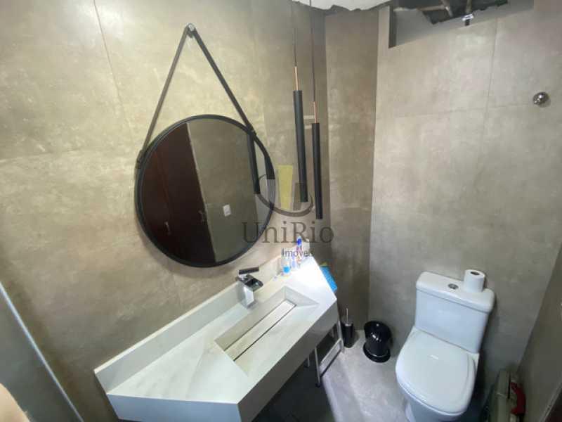 313091802054937 - Casa em Condomínio 2 quartos à venda Pechincha, Rio de Janeiro - R$ 550.000 - FRCN20039 - 13