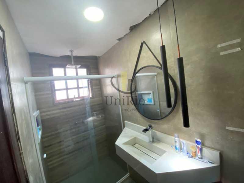 319097565189984 - Casa em Condomínio 2 quartos à venda Pechincha, Rio de Janeiro - R$ 550.000 - FRCN20039 - 19