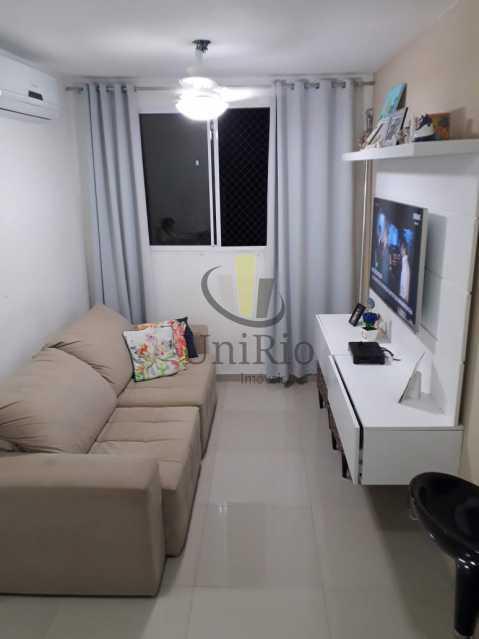 9B0E8992-A159-4F81-B344-256A2B - Apartamento 2 quartos à venda Vargem Pequena, Rio de Janeiro - R$ 210.000 - FRAP20874 - 1