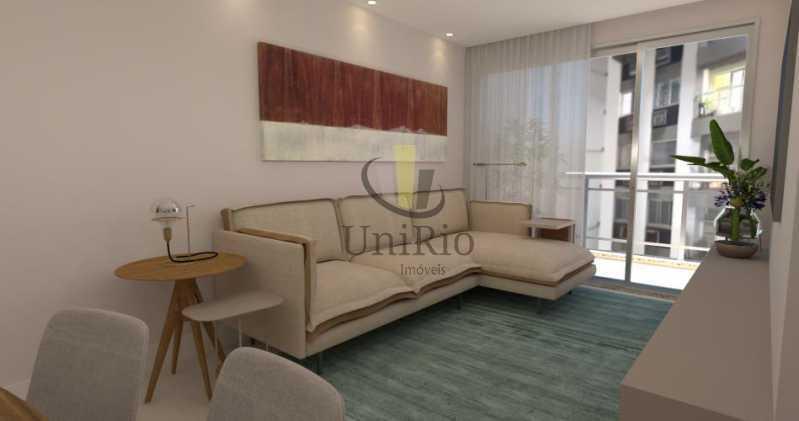 fotos-1 - Apartamento 3 quartos à venda Tijuca, Rio de Janeiro - R$ 729.000 - FRAP30250 - 1