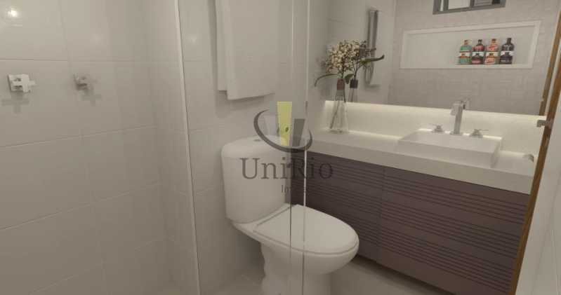 fotos-13 - Apartamento 3 quartos à venda Tijuca, Rio de Janeiro - R$ 729.000 - FRAP30250 - 14