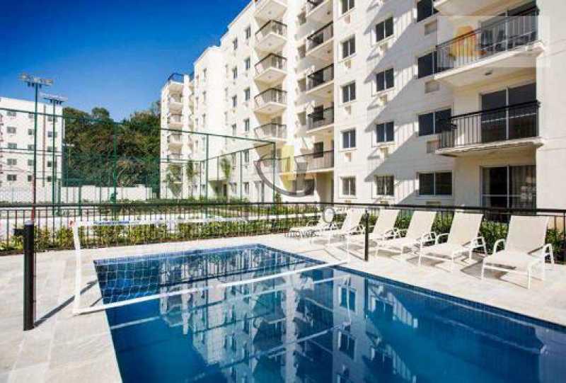 8d73eb310f1939d618f3dfd641c7d4 - Apartamento 4 quartos à venda Jacarepaguá, Rio de Janeiro - R$ 390.000 - FRAP40027 - 1