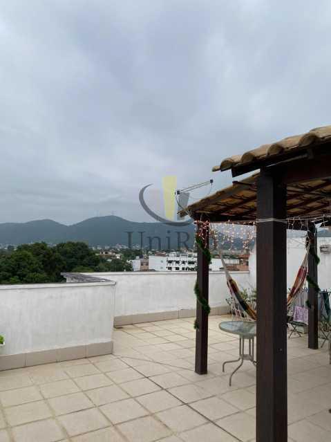 18996A8A-B385-4DB9-857D-5D4422 - Cobertura 3 quartos à venda Taquara, Rio de Janeiro - R$ 555.000 - FRCO30041 - 28