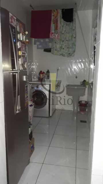 868019196476264 - Casa 2 quartos à venda Pechincha, Rio de Janeiro - R$ 650.000 - FRCA20019 - 10