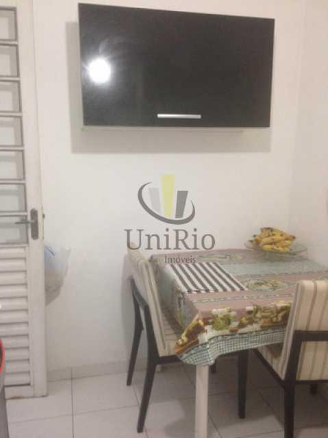 001000959029386 - Casa em Condomínio 2 quartos à venda Taquara, Rio de Janeiro - R$ 330.000 - FRCN20040 - 3